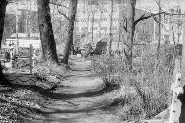 История Малоохтинского кладбища